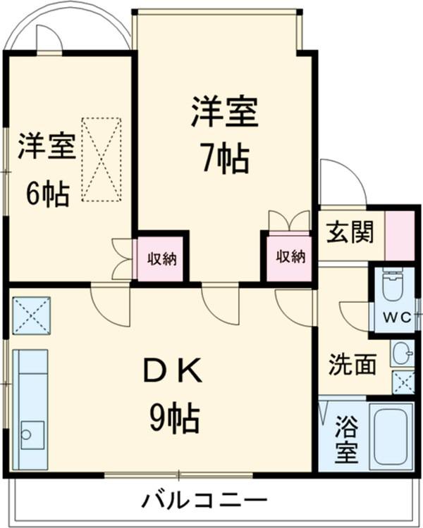 スペース1ビル 賃貸マンション