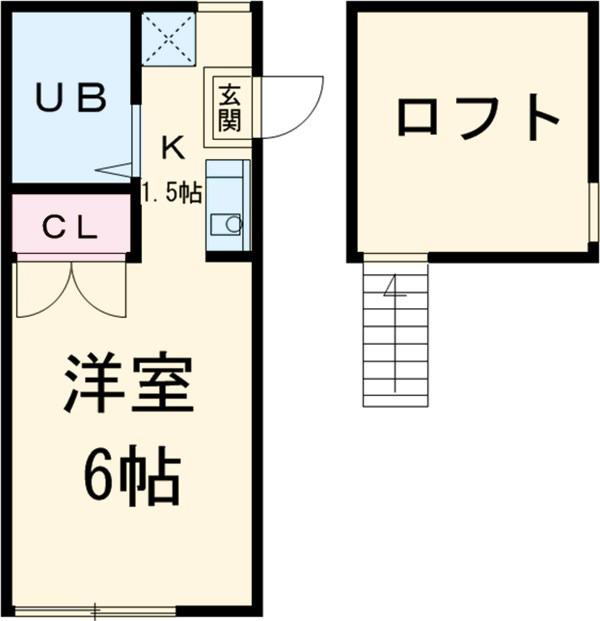 第2イーグルコーポ 賃貸アパート