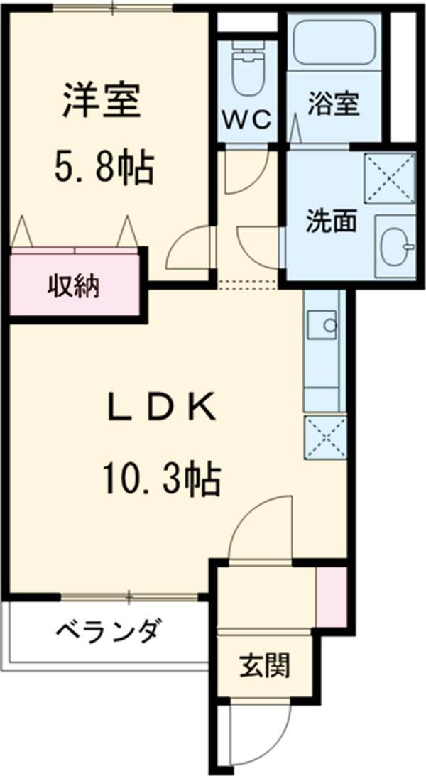 クレシアK 賃貸アパート