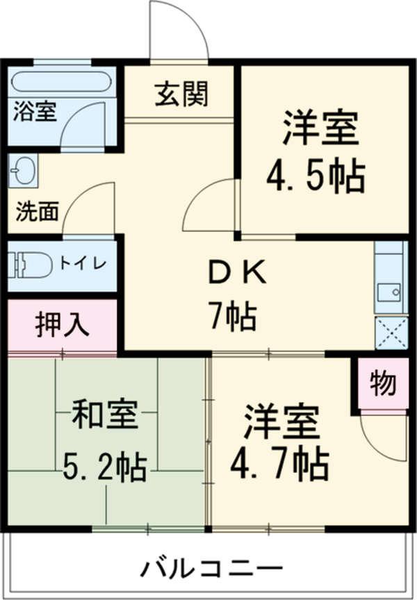 新和ビル 賃貸マンション