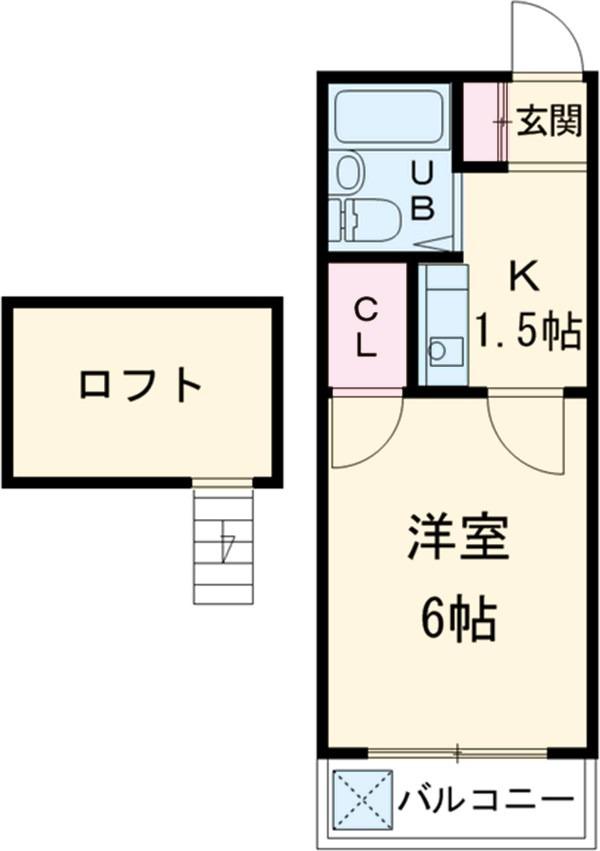 シンセイ2号棟 賃貸アパート