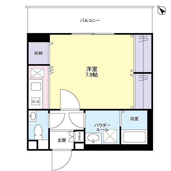 グロースメゾン新横浜 賃貸マンション