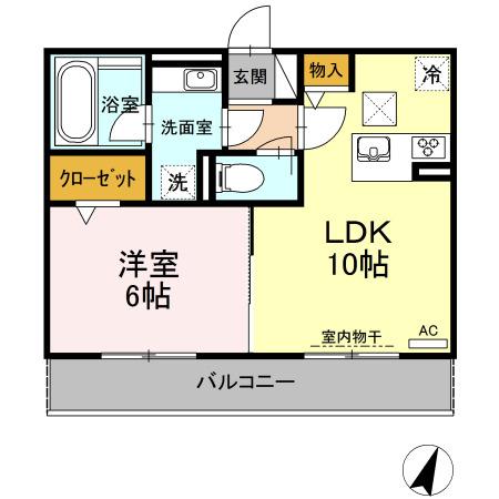 (仮称)D-room曙町5丁目 賃貸アパート