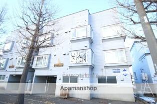 クルーズハウス新札幌B 2階 1K 賃貸アパート