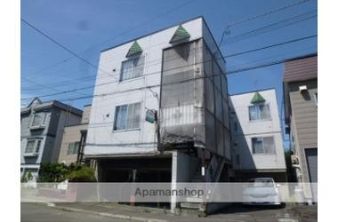福住 バス9分 停歩4分 3階 1R 賃貸アパート