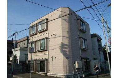 ベルゼF 2階 1K 賃貸マンション