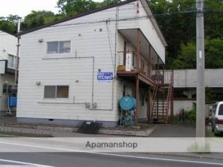 網走 バス8分 停歩3分 1階 2DK 賃貸アパート