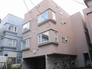 ラヴィアンⅠ 2階 1R 賃貸アパート