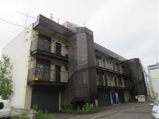 マンションパール 3階 2LDK 賃貸マンション