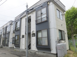 アサヒハイツA 2階 1R 賃貸アパート
