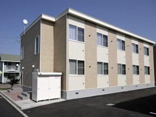 レオパレスフェルド M 1階 1K 賃貸アパート