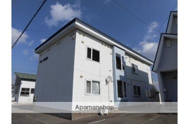ハイム札内桜町 1階 2LDK 賃貸アパート