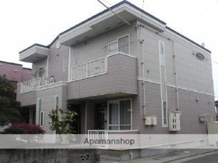 サンモリッツ Ⅱ 1階 2DK 賃貸アパート