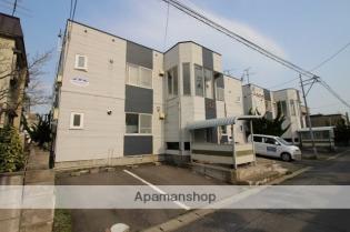 ノースヴィラB 2階 2DK 賃貸アパート