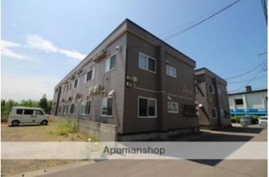 メゾンハッシュA 2階 1K 賃貸アパート