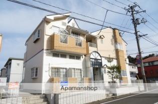 アップルハウス東黒松 1階 1K 賃貸アパート