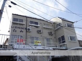 リーベンス向山 2階 1K 賃貸アパート