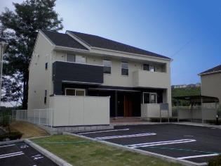 ペネトラーレ・北中山Ⅲ 1階 1LDK 賃貸アパート