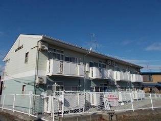 ヒルズ梨ヶ丘Ⅱ 1階 2DK 賃貸アパート