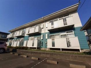 キャッスルUS 1階 2DK 賃貸アパート