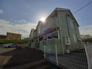 サンパティークA・T 2階 2LDK 賃貸アパート