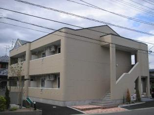 アムールハイム 2階 1K 賃貸アパート