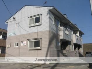 郡山 バス15分 停歩3分 2階 2DK 賃貸アパート
