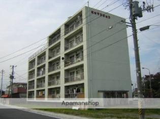 郡山 バス10分 停歩3分 4階 3DK 賃貸マンション
