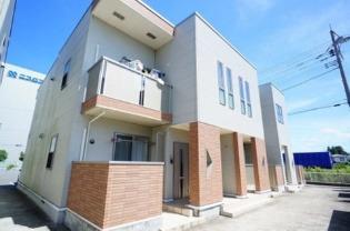 ポポロⅢ B 1階 1LDK 賃貸アパート