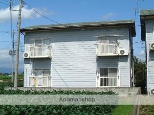 しまコーポ市野沢B 1階 1K 賃貸アパート