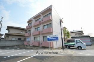 坂東ハイツ2階1K 賃貸マンション