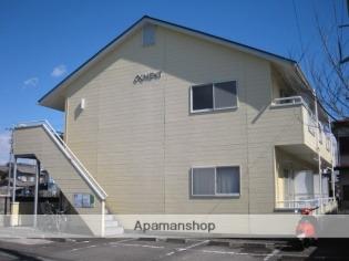 前橋 バス18分 停歩4分 1階 1K 賃貸アパート