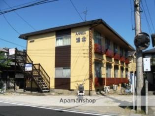 アネックス道北 2階 1K 賃貸アパート