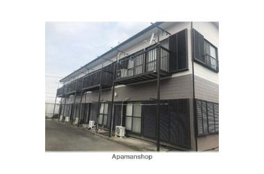 セイコーハイムB棟2階2DK 賃貸アパート
