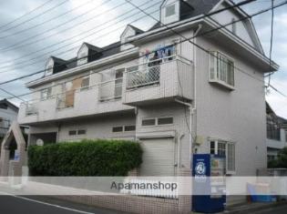 ジュネパレス越谷第01 2階 1K 賃貸アパート