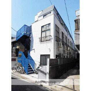 AQUAレジデンス中井 2階 1R 賃貸マンション