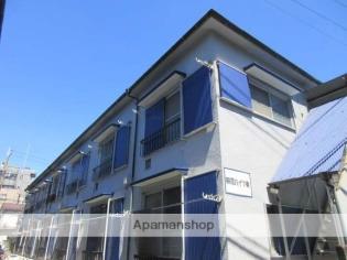 高円寺 徒歩12分2階1R 賃貸アパート