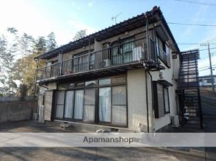 清和荘2階1K 賃貸アパート