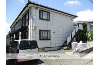 綱島 バス15分 停歩3分1階2LDK 賃貸アパート