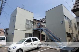新潟 バス20分 停歩2分 1階 1K 賃貸アパート