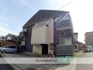 アップルハウス京王 2階 1K 賃貸アパート