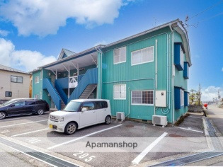 ドゥハウスK 2階 2LDK 賃貸アパート