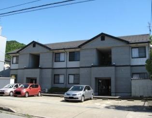 グランシャリオ 1階 2DK 賃貸アパート