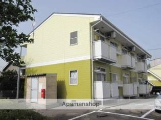 アールファオスⅠ 2階 2DK 賃貸アパート