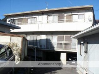岡沢ハイツ 2階 2K 賃貸アパート