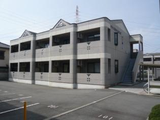 グランドパレス長泉C 2階 1K 賃貸アパート