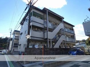 かわいハイツ 3階 1K 賃貸アパート