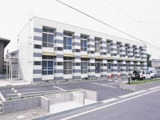 レオパレス岡崎ウエスト 1階 1K 賃貸アパート