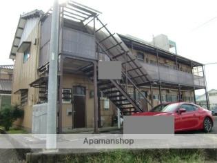 六反田荘 2階 2DK 賃貸アパート