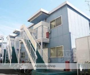 ジュネス美也古パートⅡ1階1K 賃貸マンション